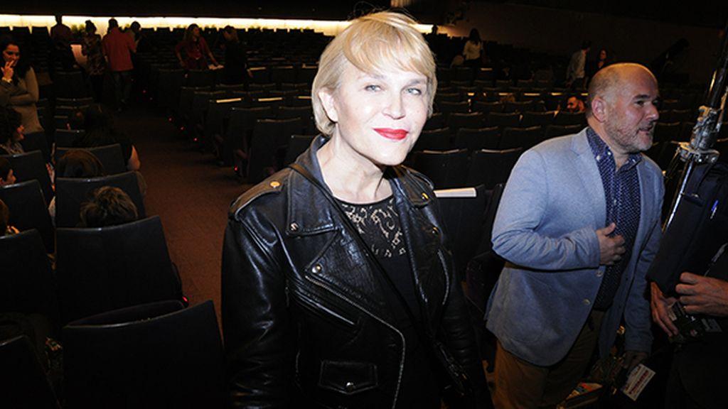 Antonia San Juan, con la que siempre es un placer charlar sobre cine