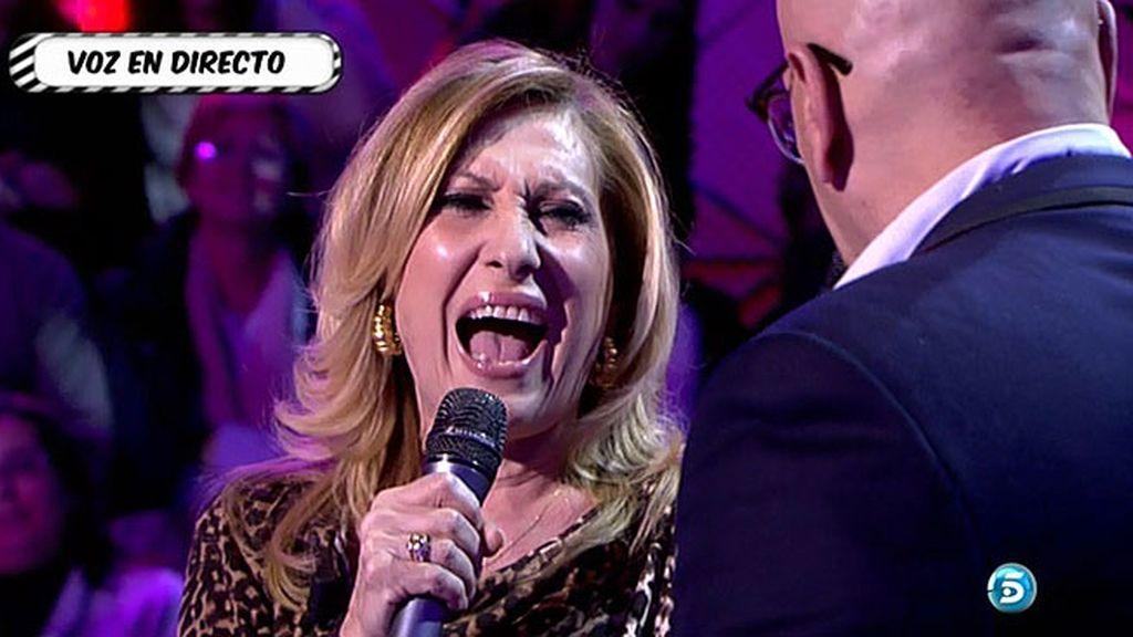 Kiko Matamoros recita, Rosa canta y viceversa