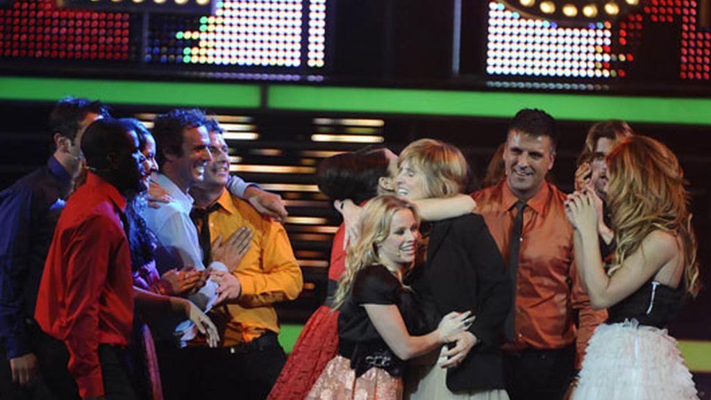 Los mejores momentos en el escenario
