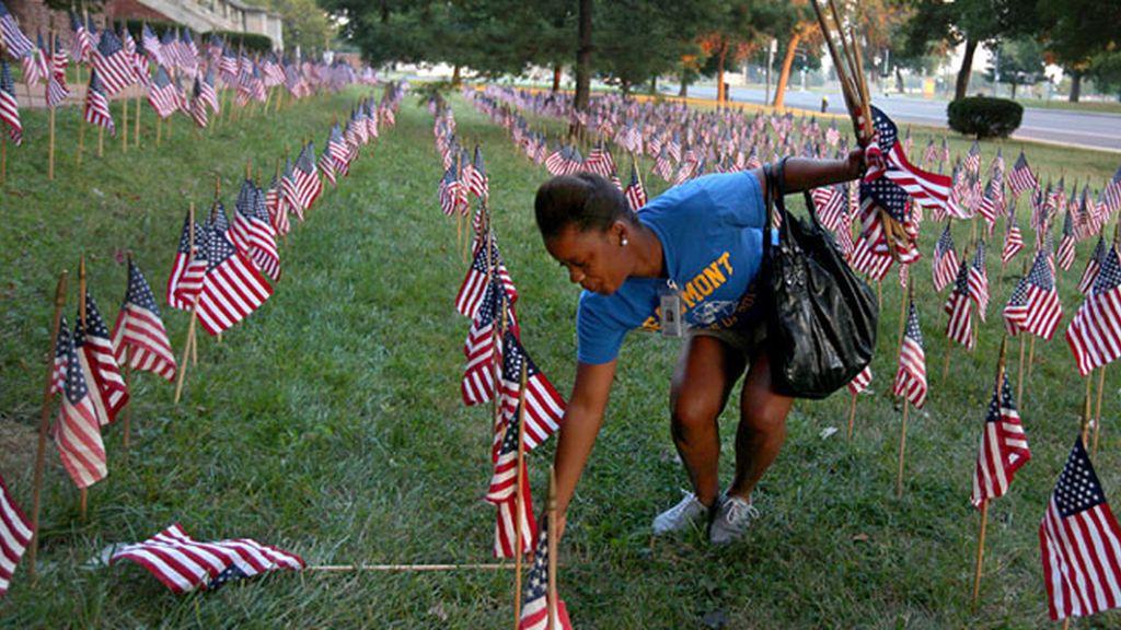 Recordando a las víctimas del 11S