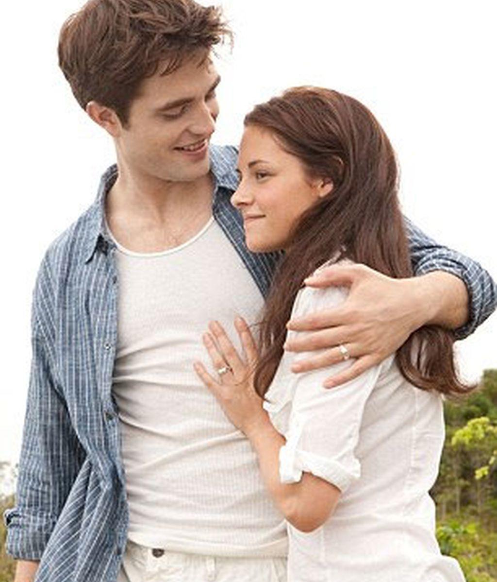 Feliz luna de miel para Bella y Edward