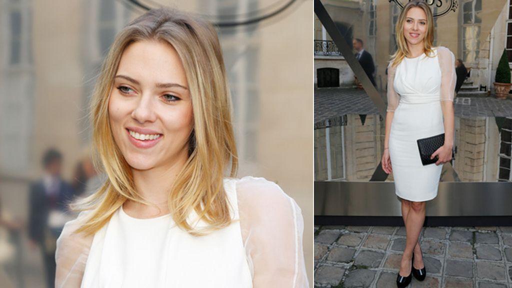 Por raro que parezca, Scarlett Johansson es la séptima