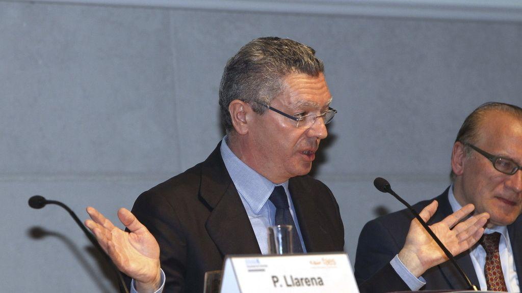 Jornada presidida por el Ministro Ruíz-Gallardón