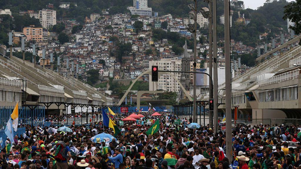Brasil inaugura la XXVIII Jornada Mundial de la Juventud
