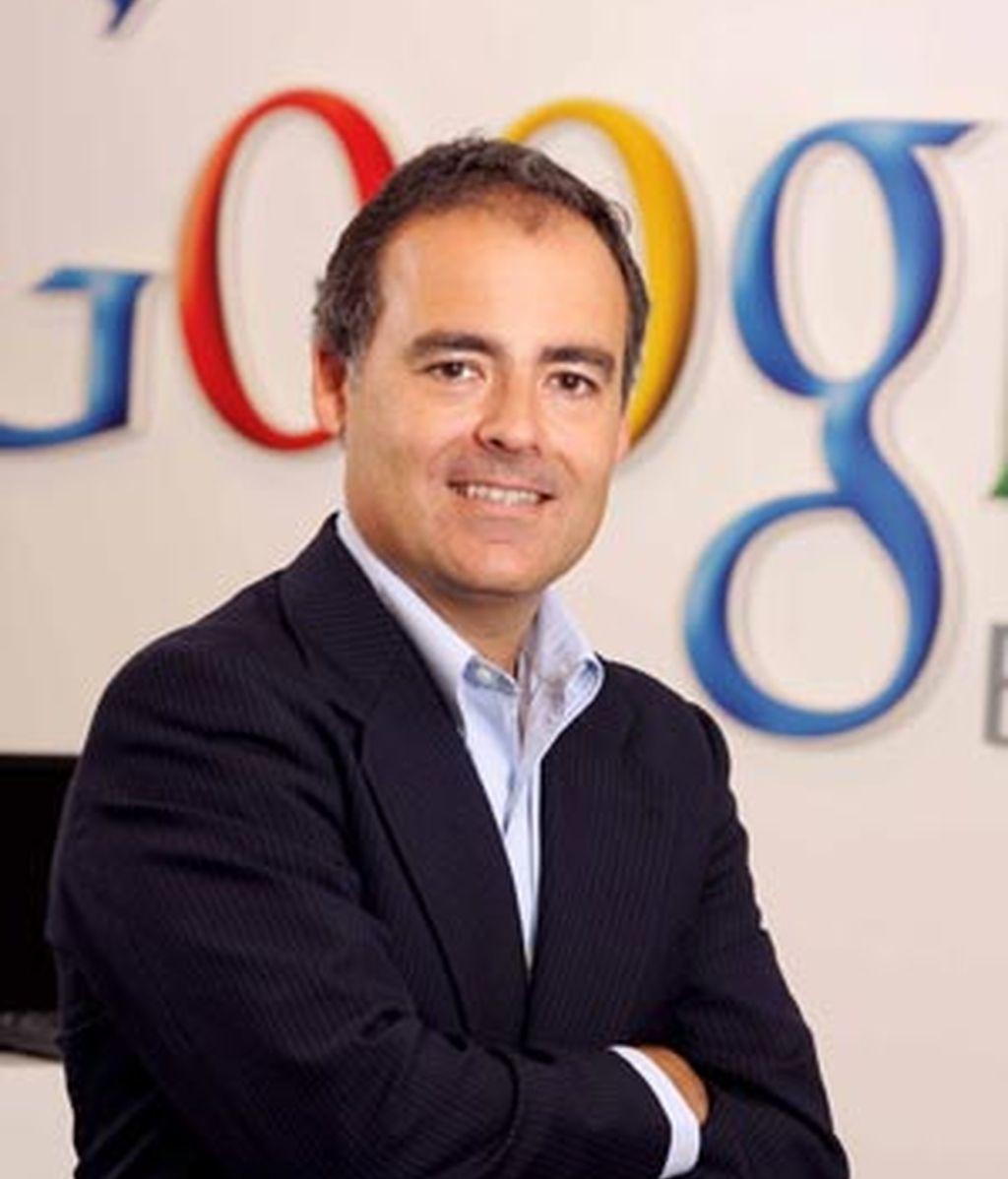 Javier Rodríguez Zapatero, director general de Google España. Foto: Google