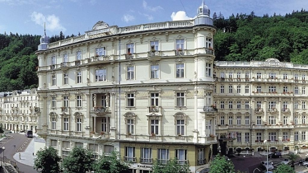 Una de las localizaciones de 'Casino Royale' fue el Grandhotel Pupp Karlovy Vary