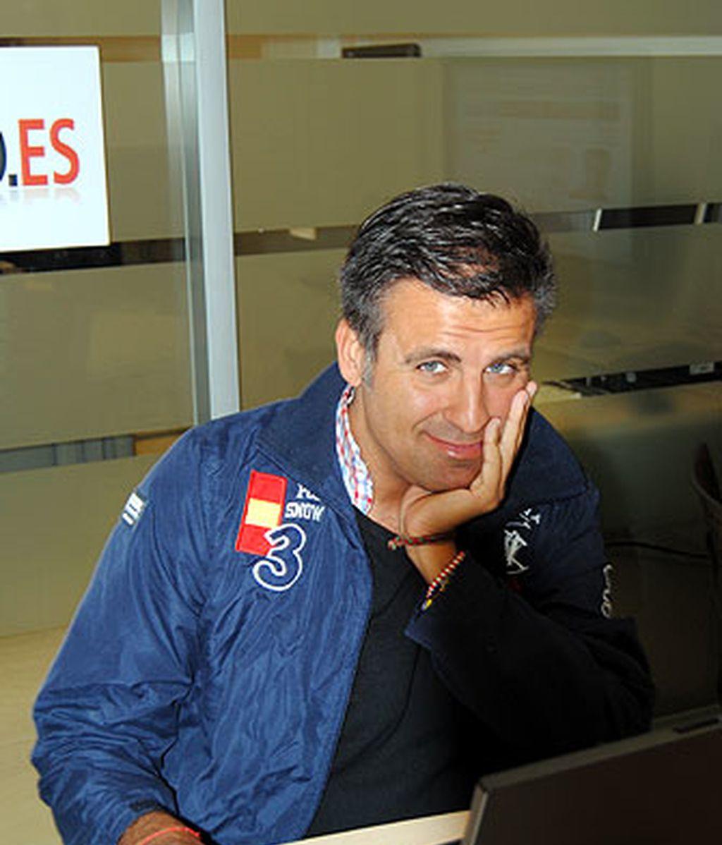 Pepe en telecinco.es