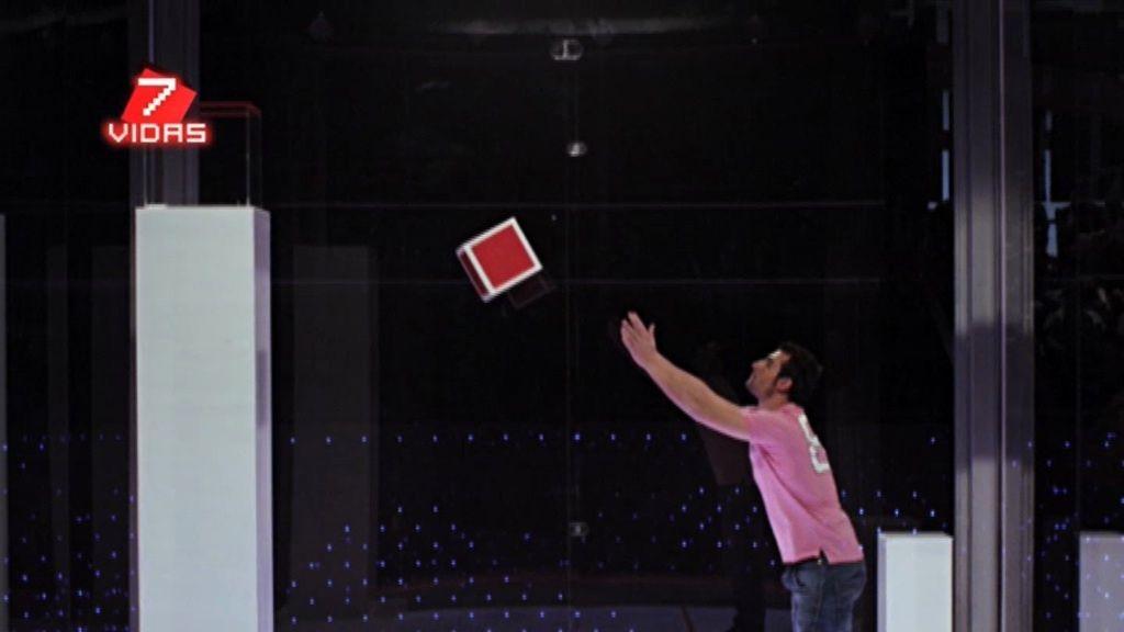Segundo programa y nuevas emociones en El Cubo