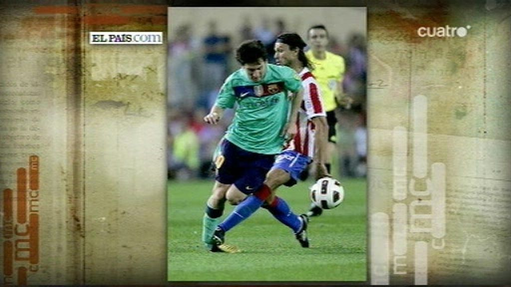 Declaraciones de Guardiola ante la entrada sufrida por Messi