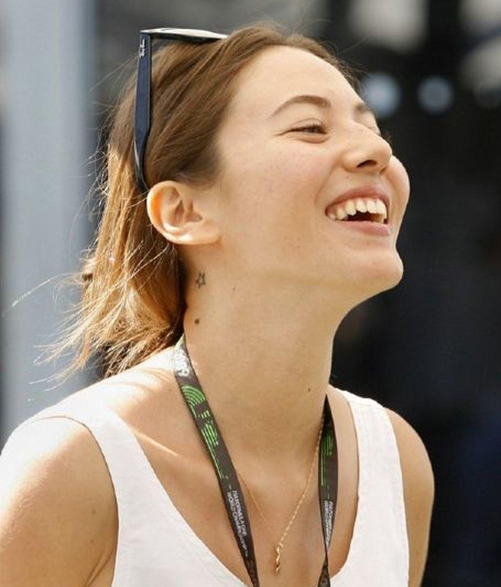 Jessica Michibata, la reina del asfalto
