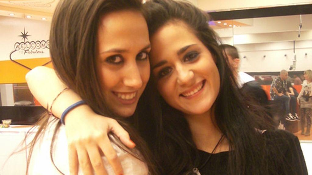 Aroa y Lidia