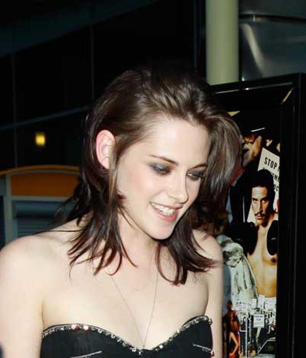 Kristen Stewart brilla sola