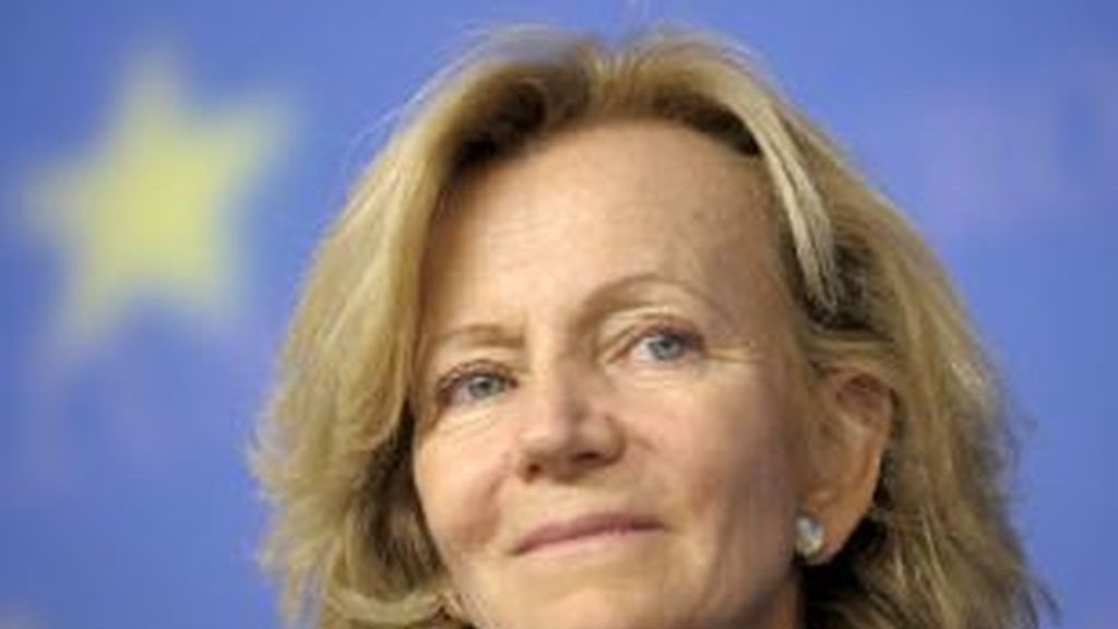 Imagen de archivo de la titular de Economía, Elena Salgado. Foto: EFE