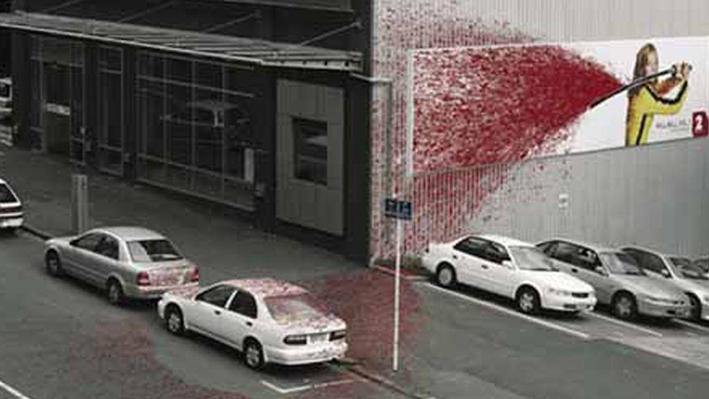 Los anuncios más ingeniosos en 3D