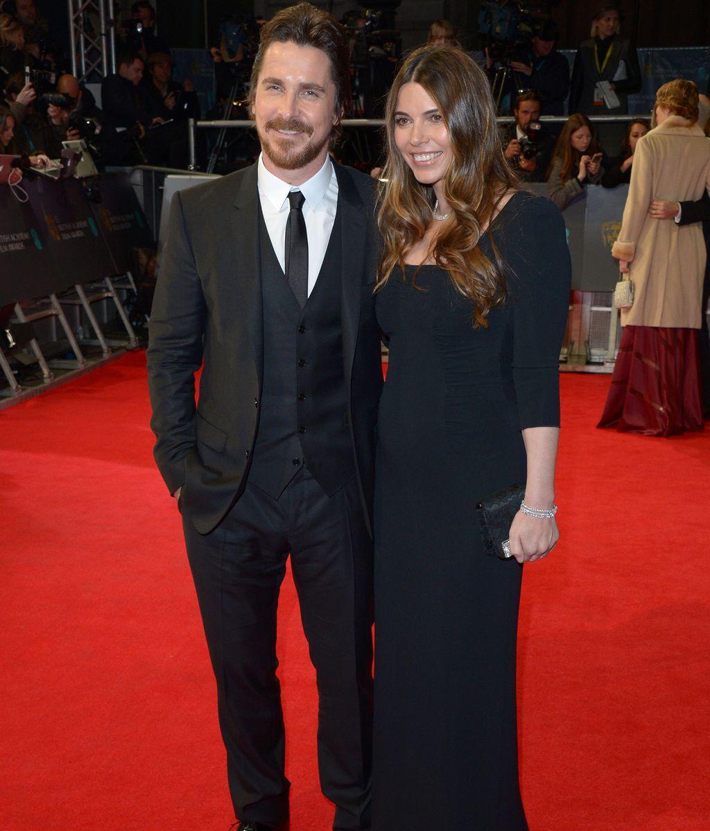 Christian Bale y su mujer, Sibi Blazic