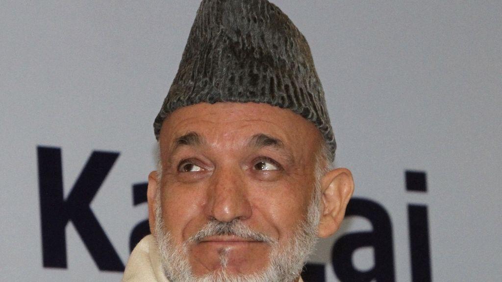 Imagen de archivo de Karzai. REUTERS