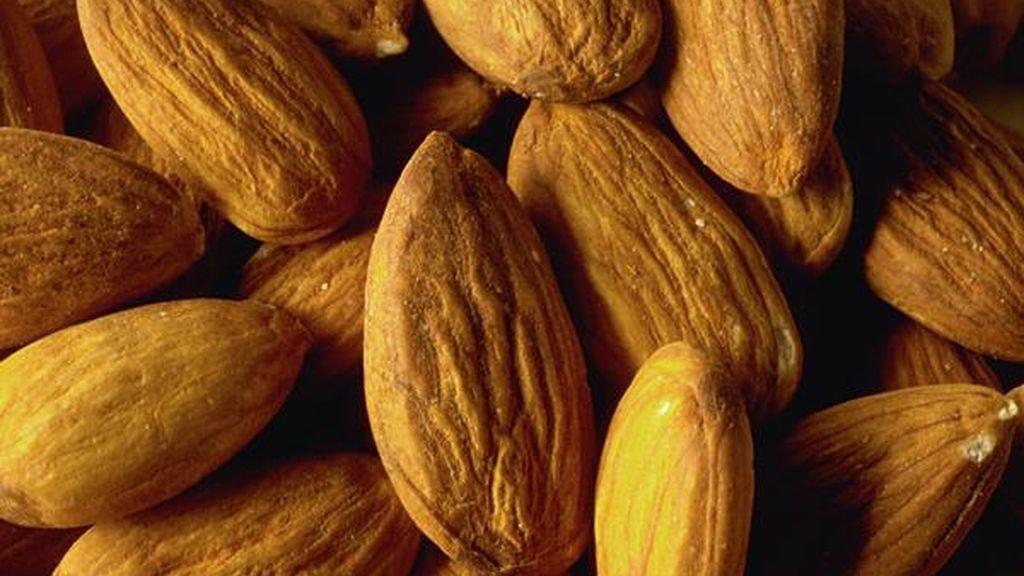 Almendras y otros frutos secos