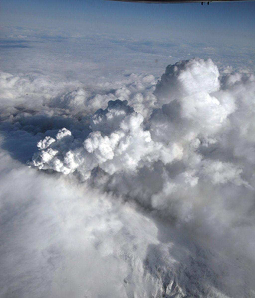 Nube de cenizas