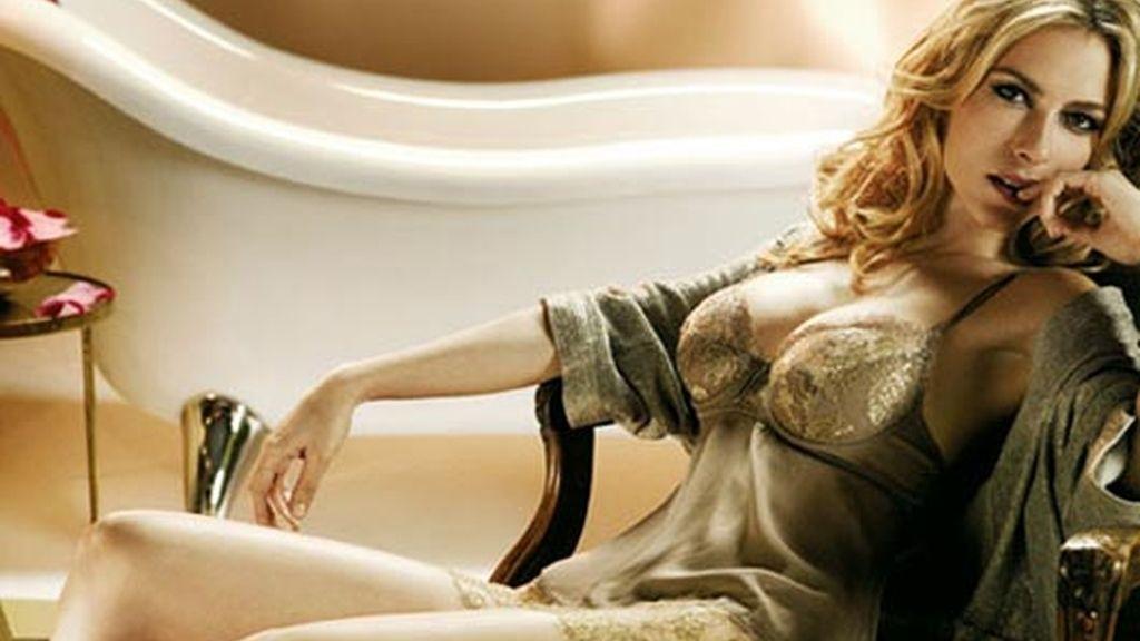 Kira Miró, muy sexy en DT