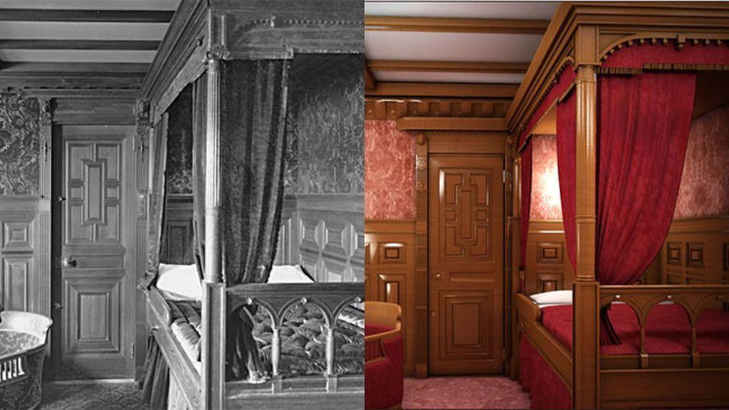 Un dormitorio de primera clase