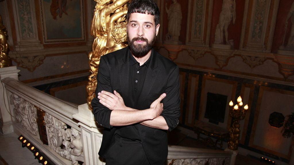 Moisés Nieto se alzó con el premio al mejor diseñador en los Vogue Who´s on next?