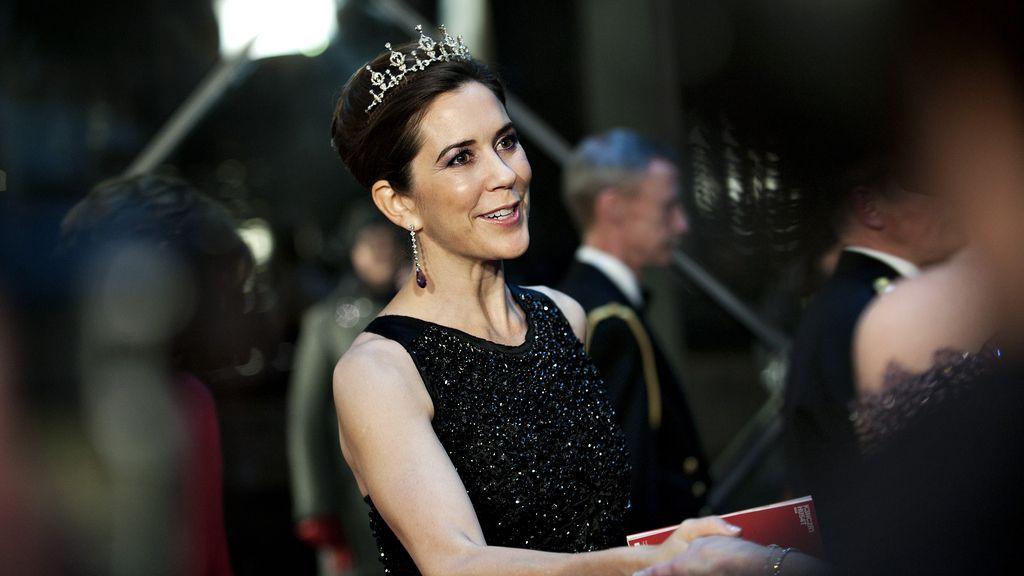 La princesa Mary de Dinamarca en el DR Concert Hall