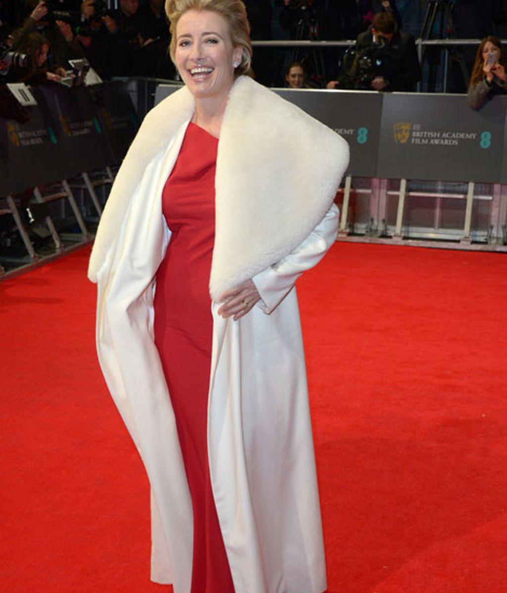 Cate Blanchett, BAFTA a mejor actriz por 'Blue Jazmine'