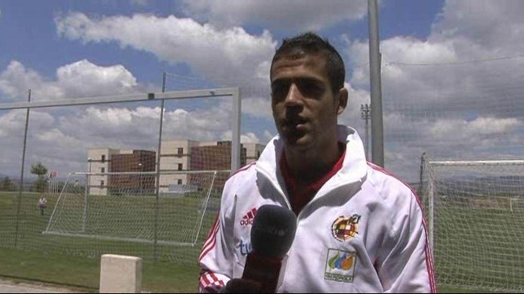 EXCLUSIVA: Álvaro Domínguez en la web
