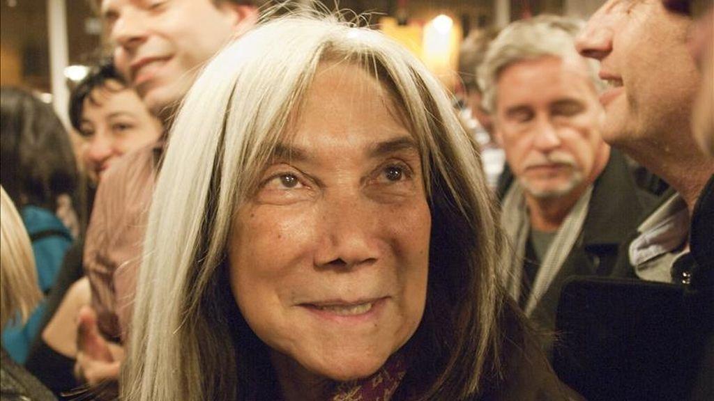Maria Kodama Schweitzer, viuda del escritor argentino Jorge Luis Borges. EFE/Archivo