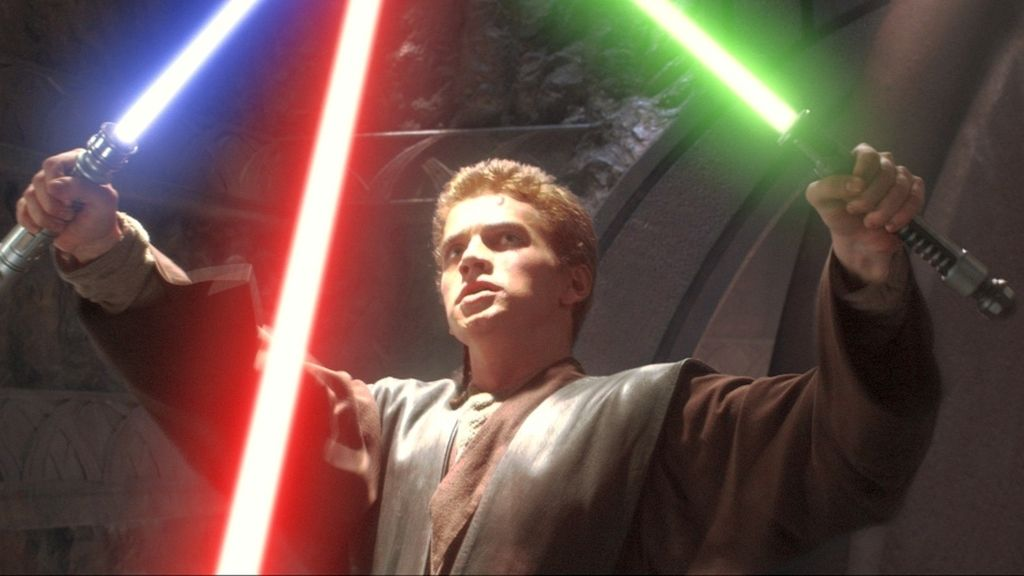 Comienza el romance de Padme y Anakin Skywalker