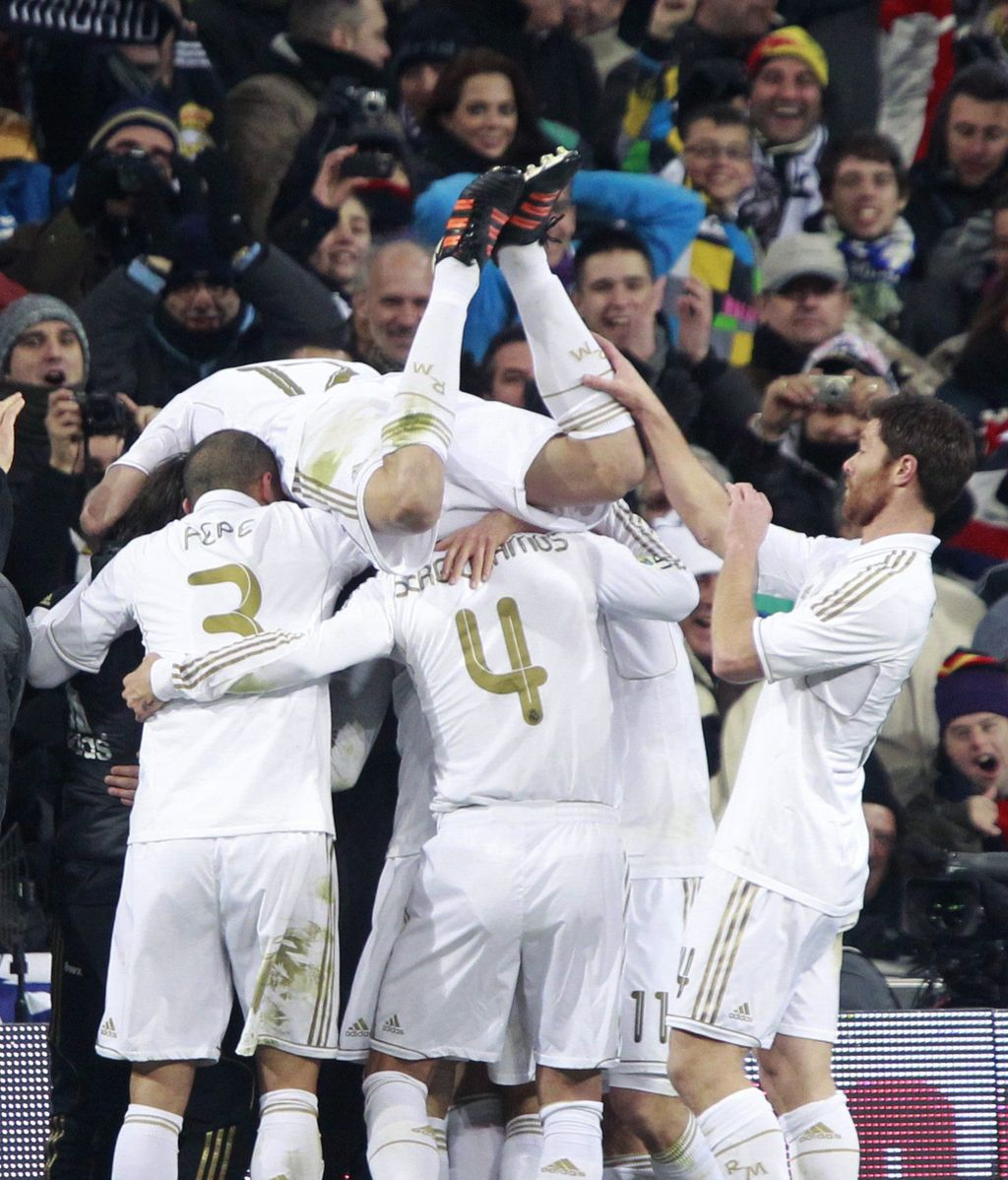 Real Madrid- Levante