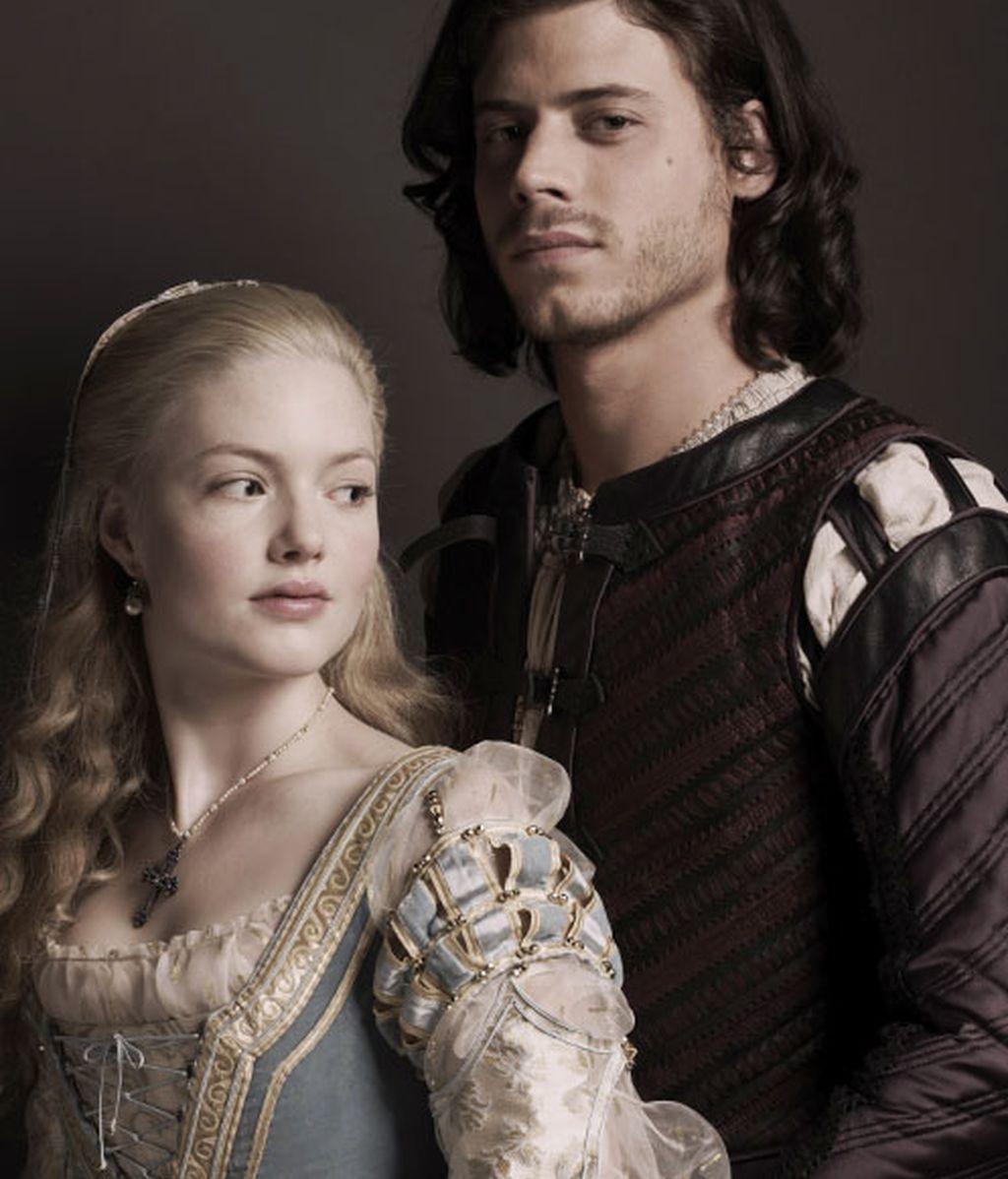 Lucrecia y César una relación incestuosa