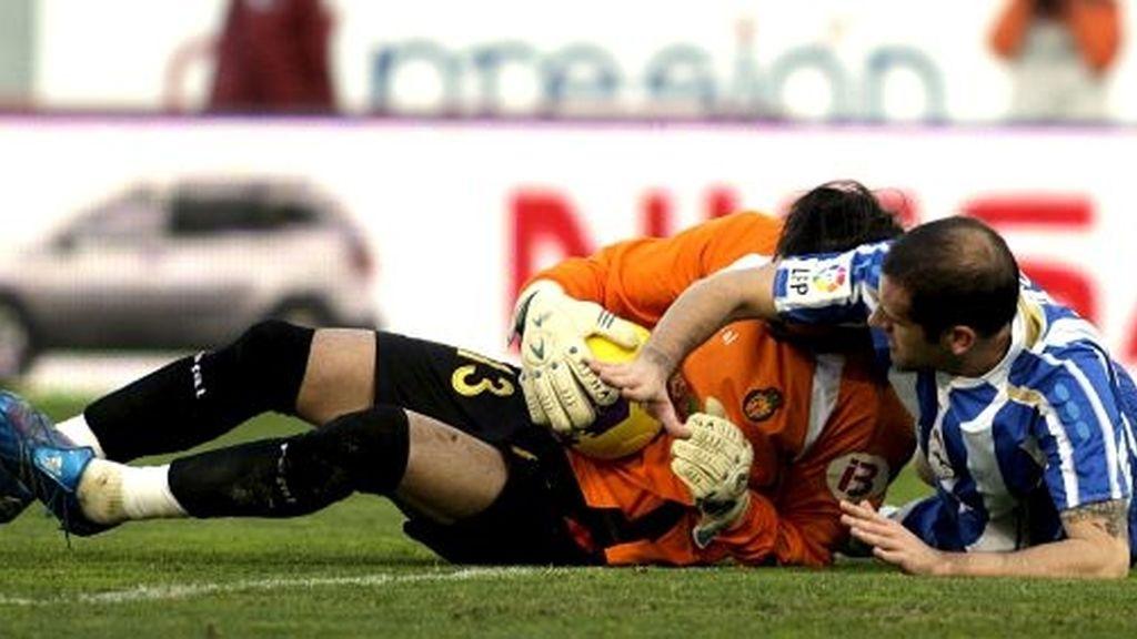1-1: El Deportivo empata con un penalti muy discutido