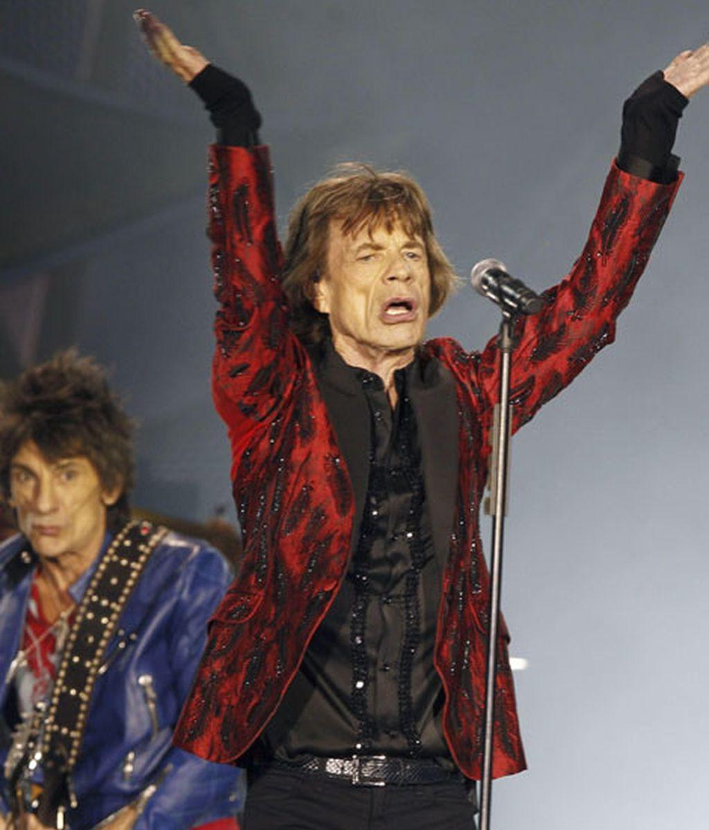 Único concierto en España de sus 'satánicas majestades'