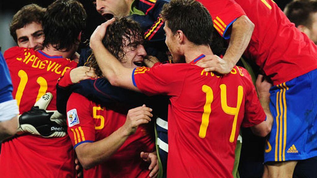 España quiere poner la guinda con el título de Campeón del Mundo