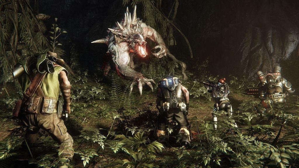 Evolve, videojuegos, eSports
