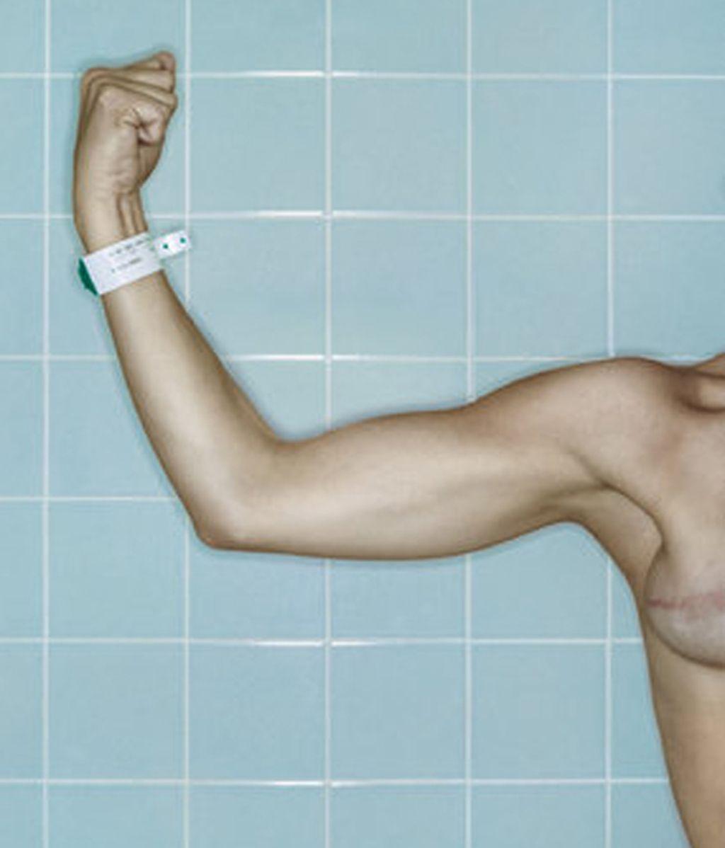 La fotógrafa Kerry Mansfield documenta su cáncer