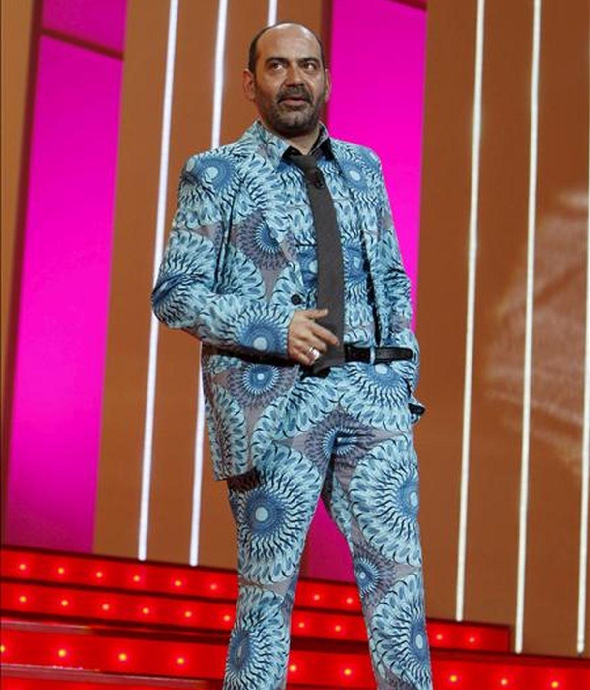 El actor José Corbacho durante la XXIII Gala de los Premios Goya. EFE/Archivo