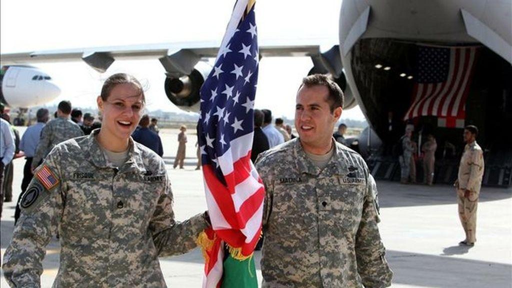 EEUU propone reducir las Fuerzas Armadas al nivel anterior a la Segunda Guerra Mundial