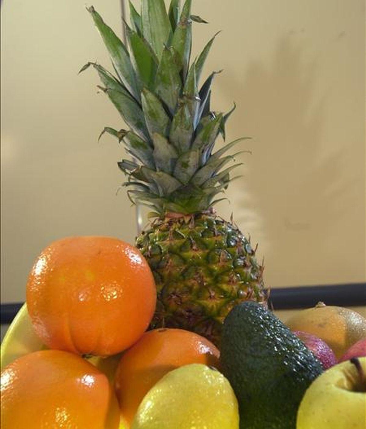 Las naranjas y los limones, los productos que más bajaron en diciembre. EFE/Archivo