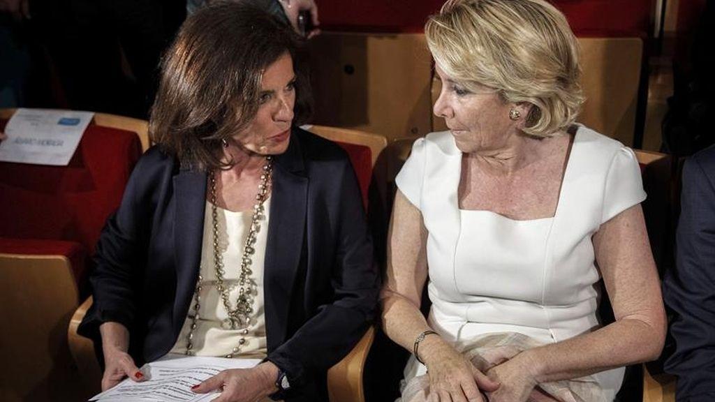 Botella y Aguirre hacen las paces