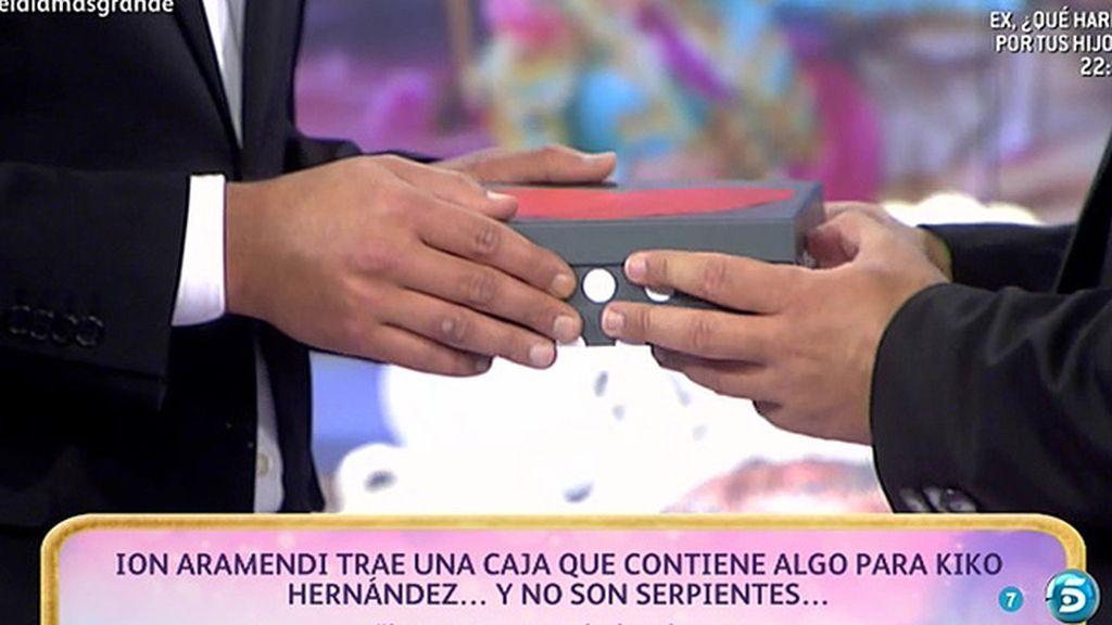 El programa 'secuestraba' al colaborador y lo llevaba lejos de Telecinco