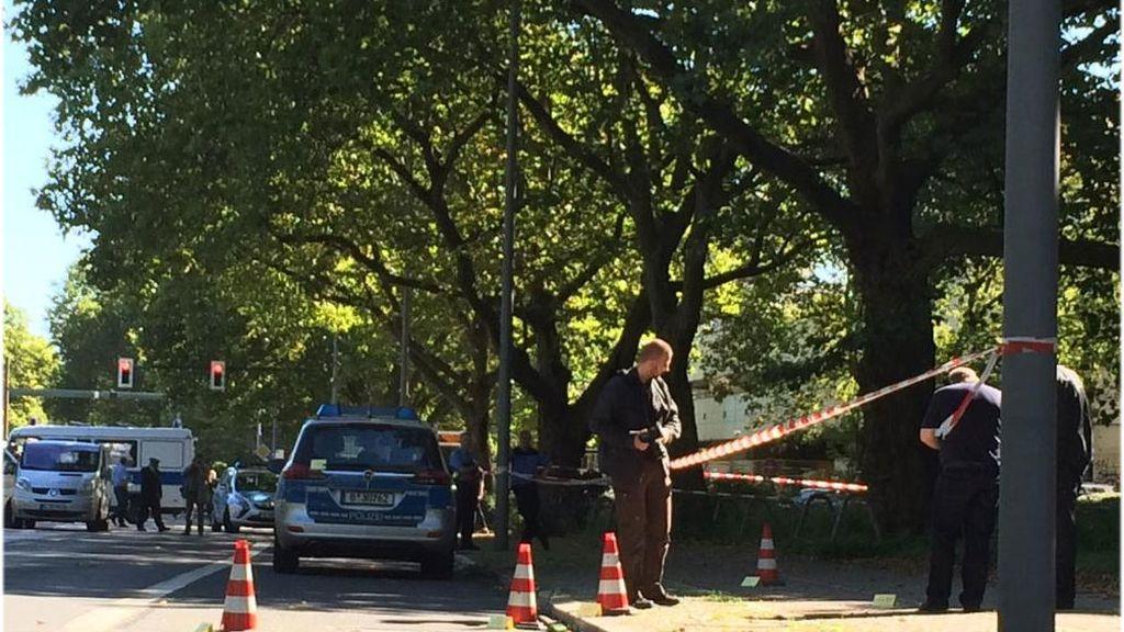 La Policía de Berlín mata a tiros a un terrorista tras un ataque a una agente