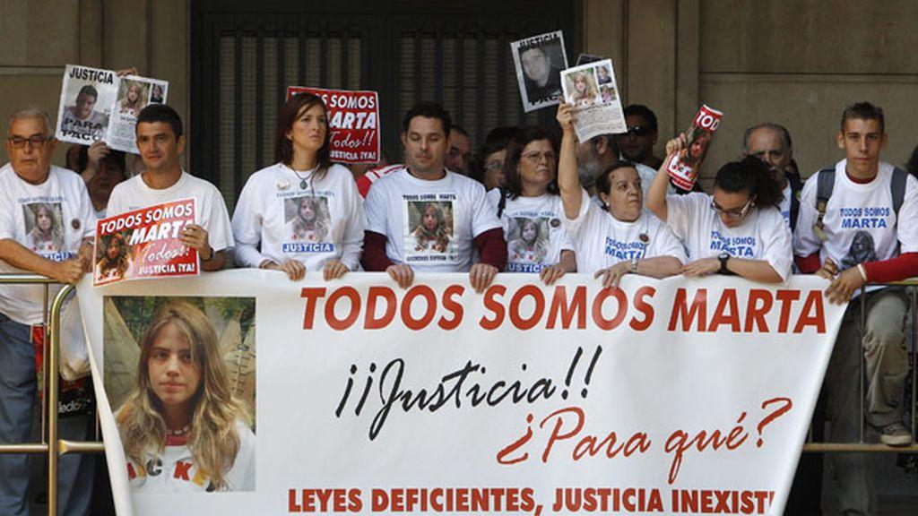 Juicio del caso Marta del Castillo