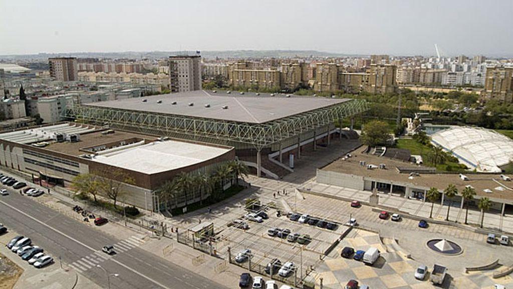 Sevilla - Palacio de Deportes San Pablo