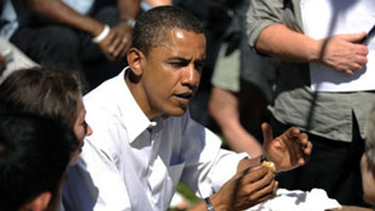 Imagen de archivo del presidente de Estados Unidos, Barack Obama.