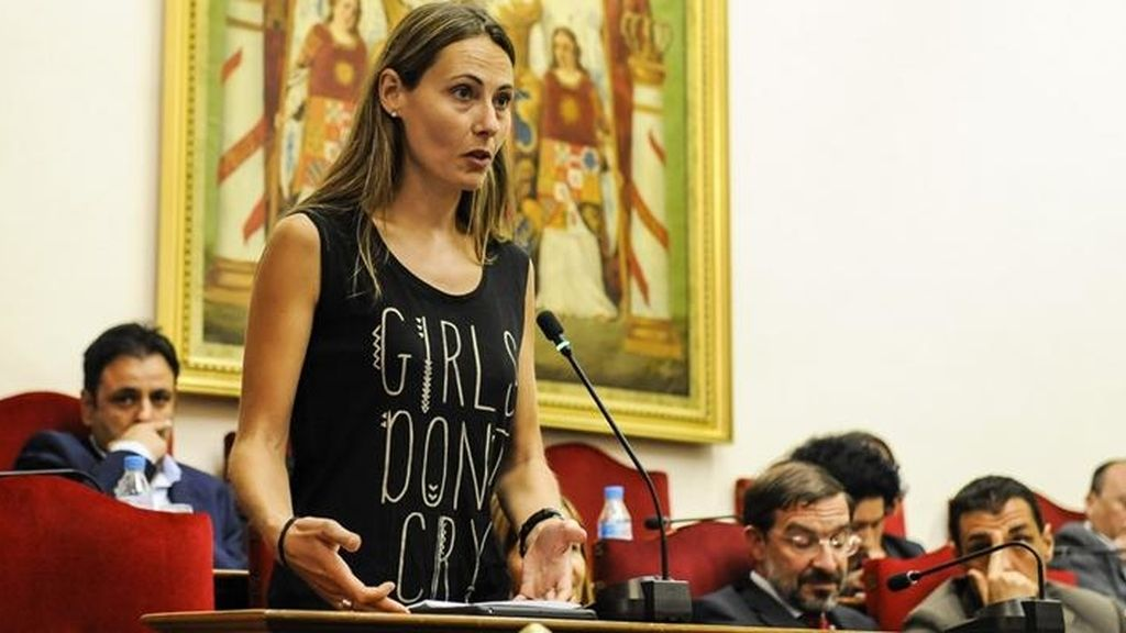 Cristina Martínez, concejala popular de Elche (Alicante)