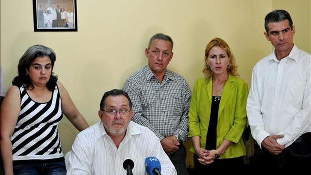 """""""Si el Gobierno de EE.UU. no puede garantizar en adelante que la ayuda para la promoción de la democracia en Cuba llegue realmente, entonces será mejor retirar esos fondos"""", indica una carta divulgada por tres organizaciones de disidentes. EFE"""