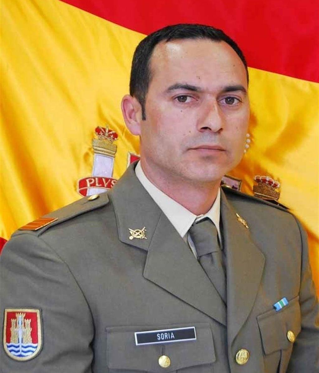 Francisco Javier Soria Toledo, cabo del Ejército de Tierra muerto en el Líbano