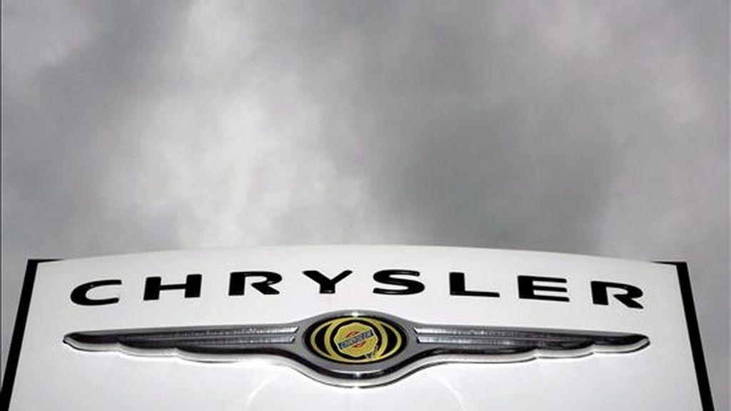 Chrysler decidió paralizar toda su producción en mayo, cuatro días después de declararse en quiebra ante la imposibilidad de reestructurar su deuda asegurada. EFE/Archivo